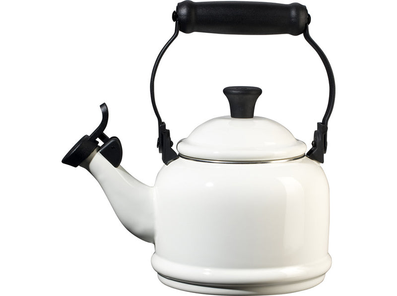 Le Creuset - Demi Kettle - White