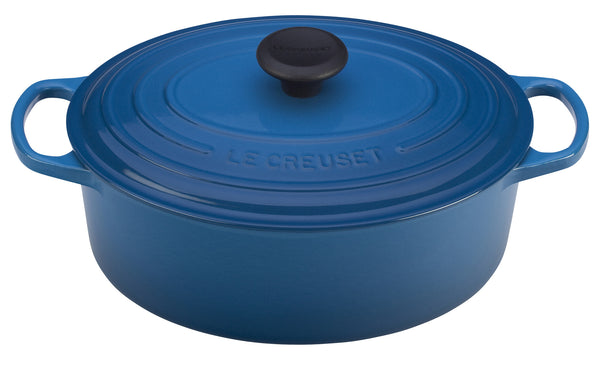 Le Creuset - Signature Oval Dutch Oven - Marseille