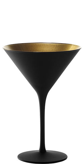 Stolzle - Olympia Martini Black Set of Two