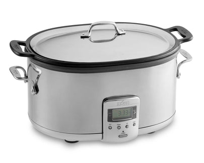 All Clad - 7 Qt. Deluxe Slow Cooker