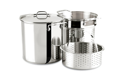 All Clad - 8 Qt. Multi Pot Stainless