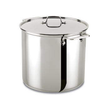 All Clad - 16 Qt. Stockpot Stainless