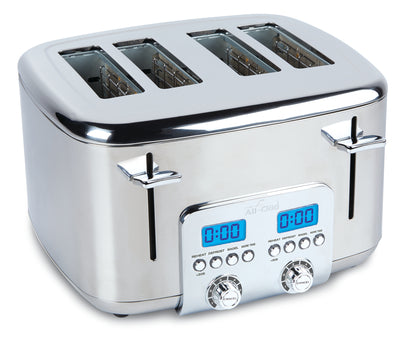 All Clad - 4 Slice Digital Toaster