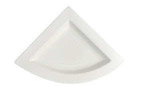 Villeroy & Boch New Wave 8 1/2 Triangular Plate