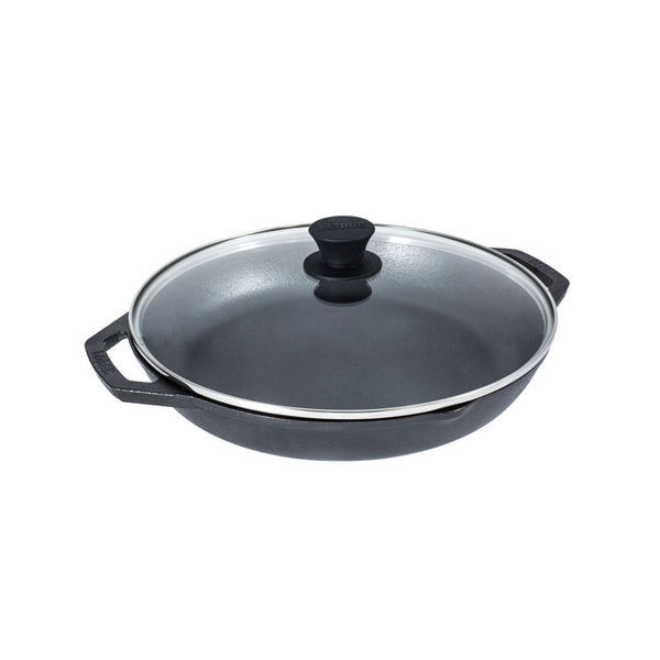 "Lodge Chef Collection - 12"" Everyday Pan"