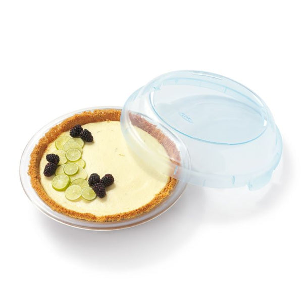 Oxo - 9-in Pie Plate with Lid