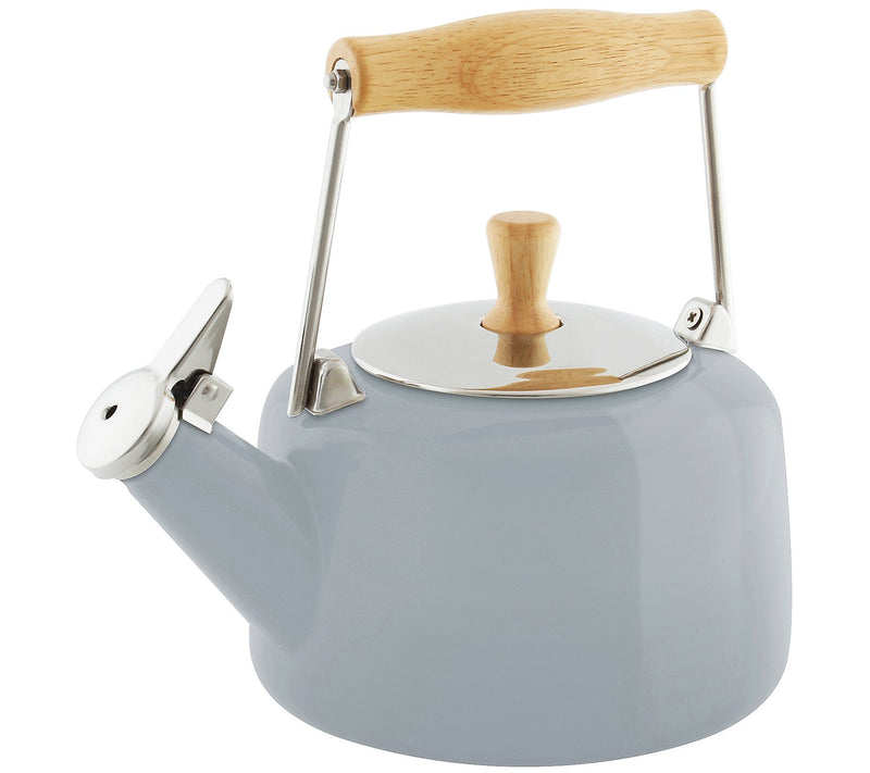 Chantal - Sven Teakettle Fog Grey (1.4 Qt)