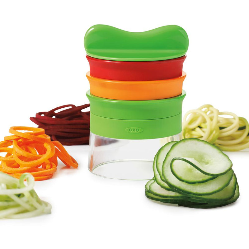 Oxo - 3 Blade Hand-Held Spiralizer