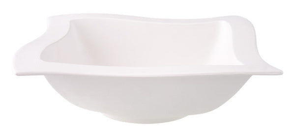Villeroy & Boch New Wave 13 in Square Salad Bowl