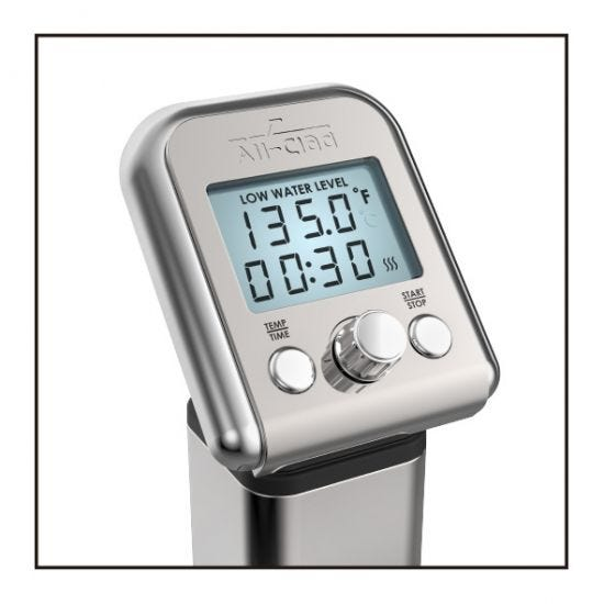 All Clad - Sous Vide Immersion Circulator