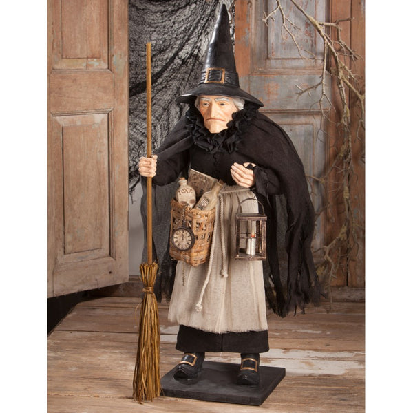 Bethany Lowe Designs- Vintage Griselda Witch