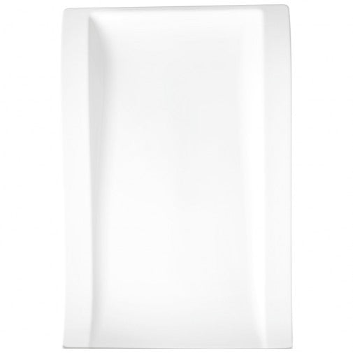 Villeroy & Boch New Wave 15 1/2 x 9 3/4 Large Rectangular Dinner Plate