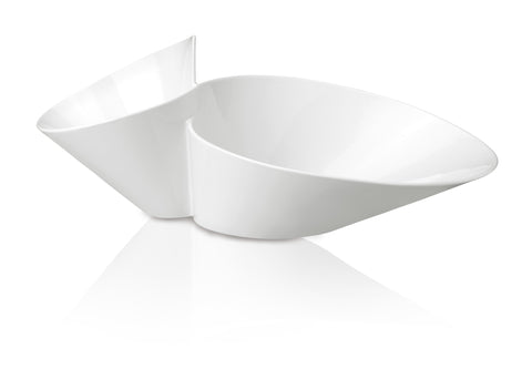 Villeroy & Boch New Wave 19 1/4 x 10 1/2 Chip & Dip