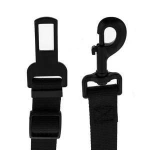 Pet Seat Belt - Black