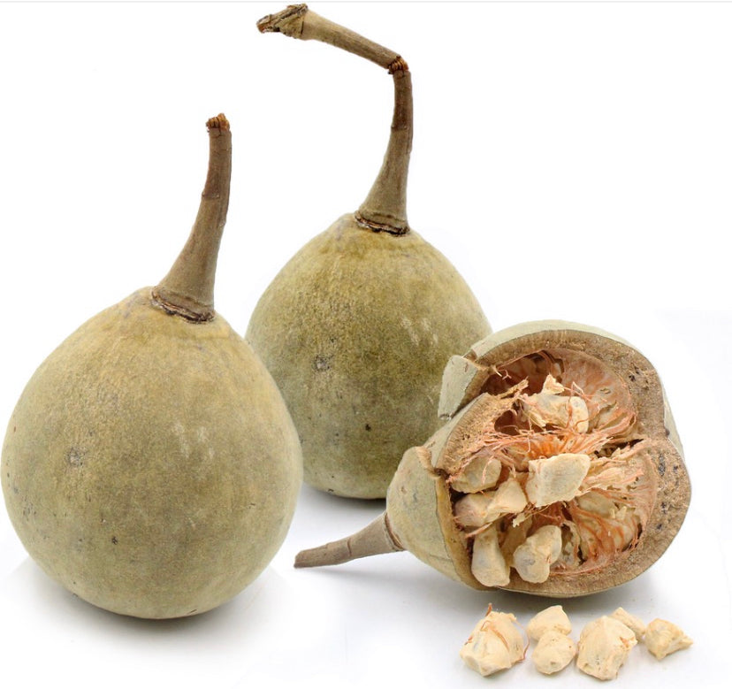 the baobab fruit