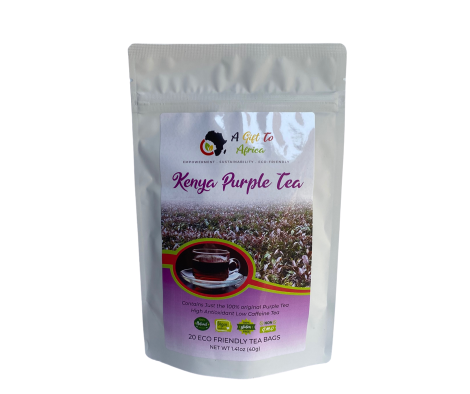 Kenya Purple Tea - Dry Tea Bags