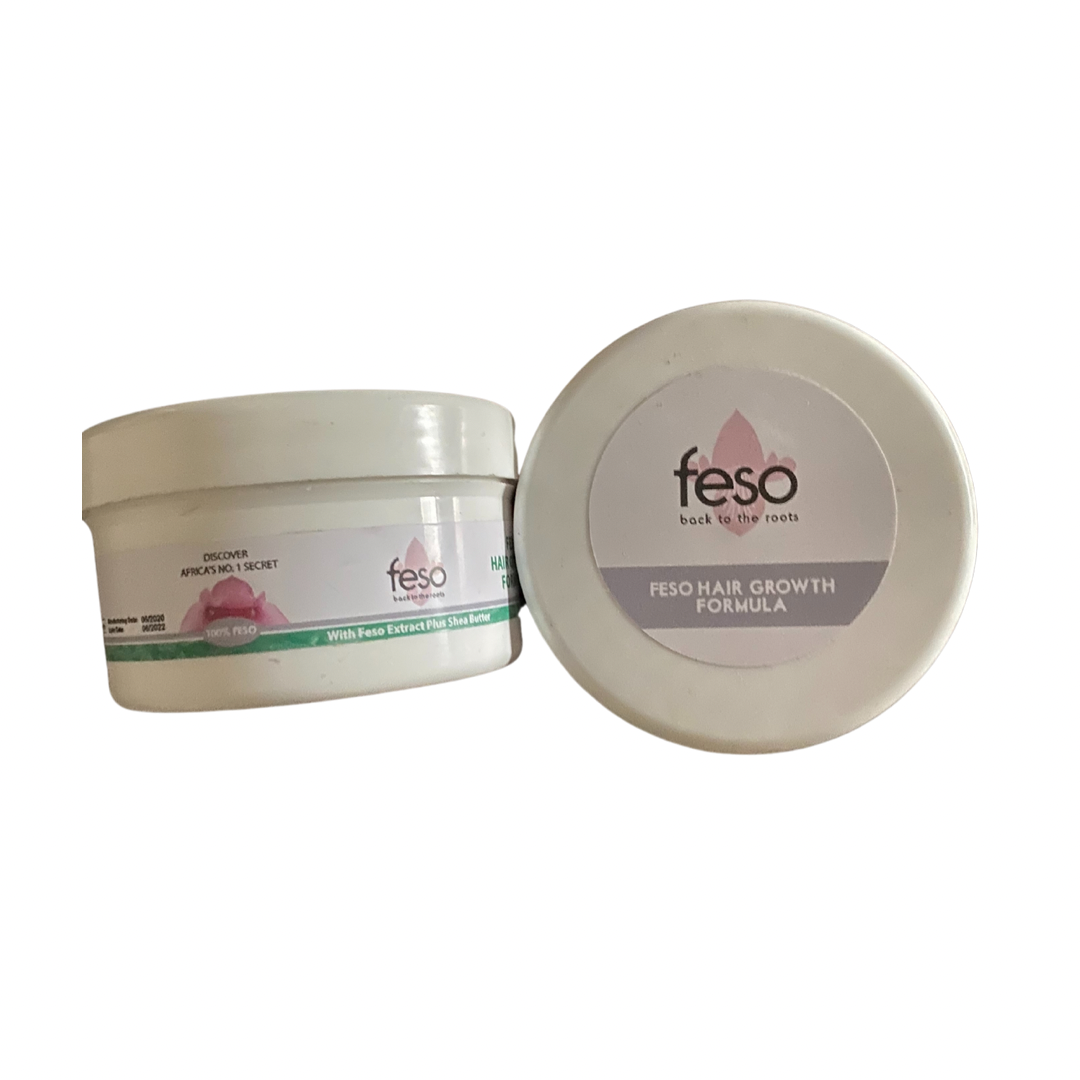 Feso and Shea Butter Hair Growth Formula