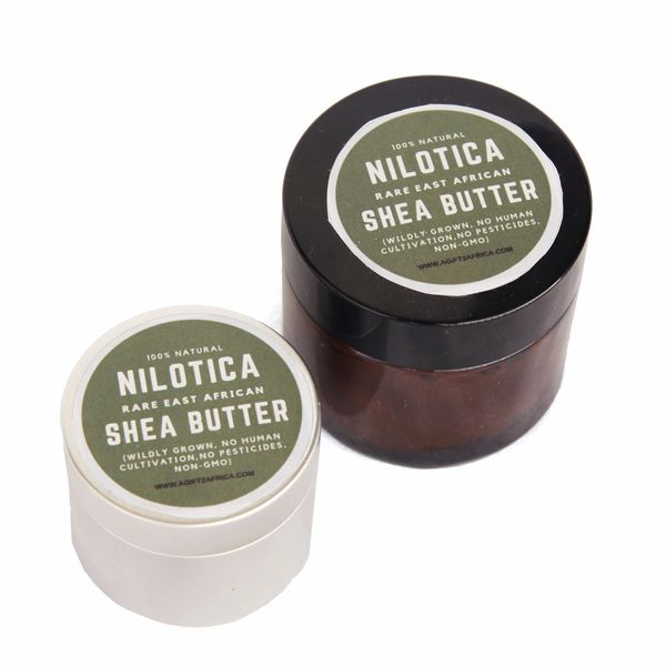 East African Rare Nilotica Shea Butter - 100% Natural