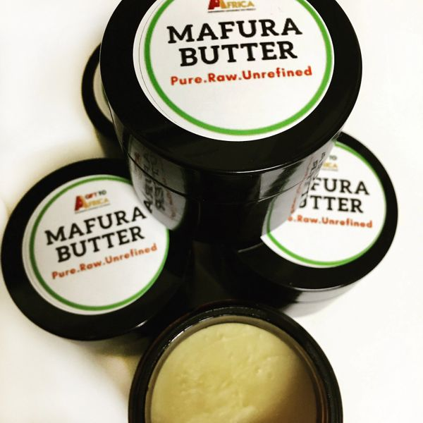 Mafura Butter - Pure, Raw and Unrefined