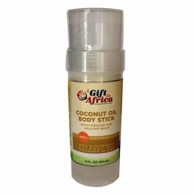 Organic Coconut Oil Body Stick