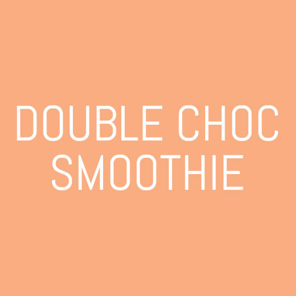 Double Chocolate Smoothie