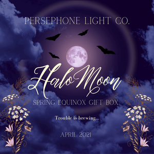 Halo Moon Limited Edition Spring Gift Box