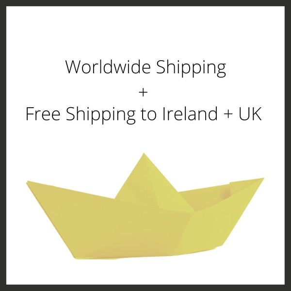 free shipping Ireland and uk and worldwide shipping available