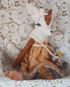 Foxy doll (Lily)