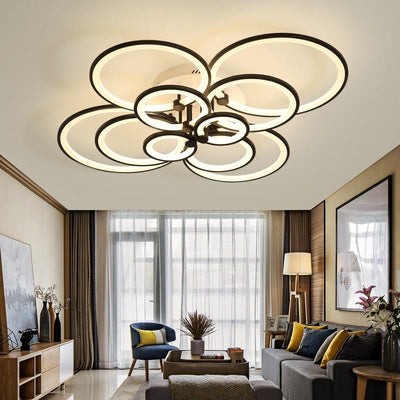 Lighting Garner - Modern Living Room Ceiling Lamp