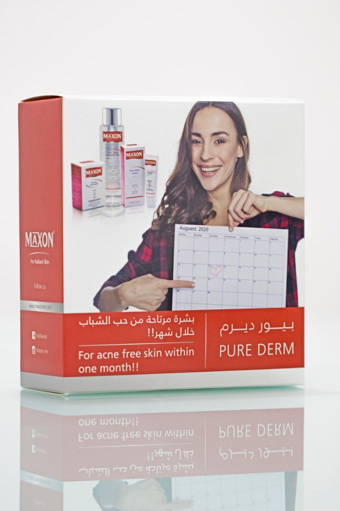 Acne Pure Derm Set