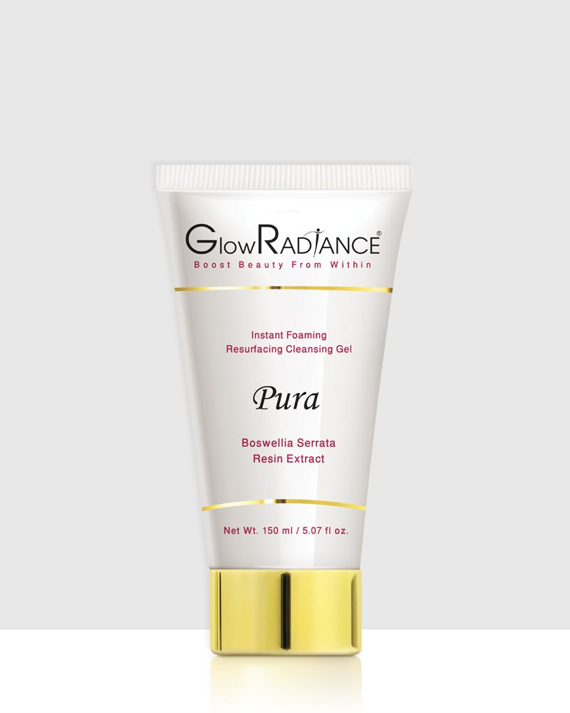 Glowradiance Pura Cleansing Gel