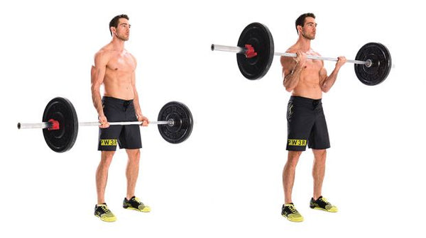 IFAST barbell curl