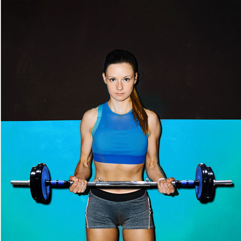 barbell and dumbbell weight set IFAST