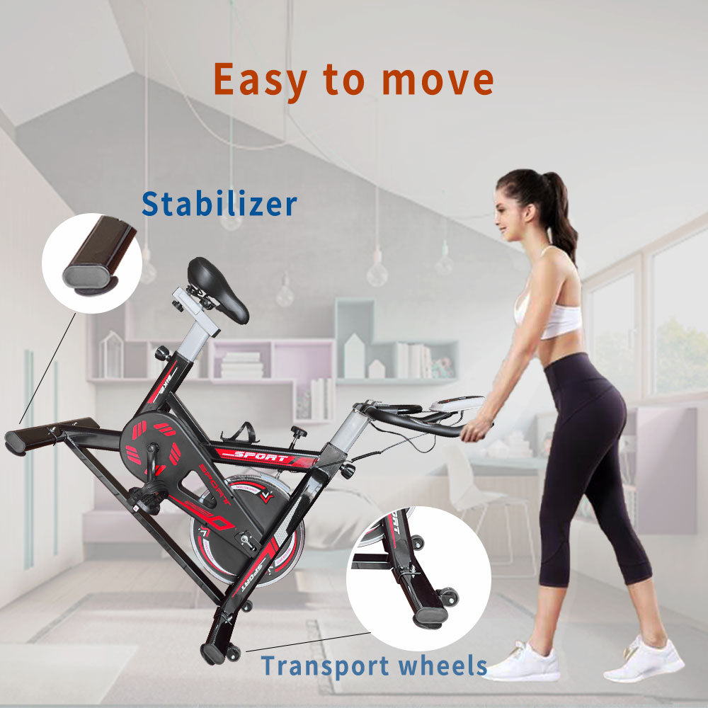 exercise easy to move