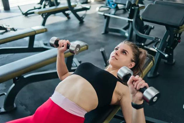 IFAST dumbell bench press