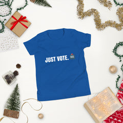 Just Vote Youth T-Shirt