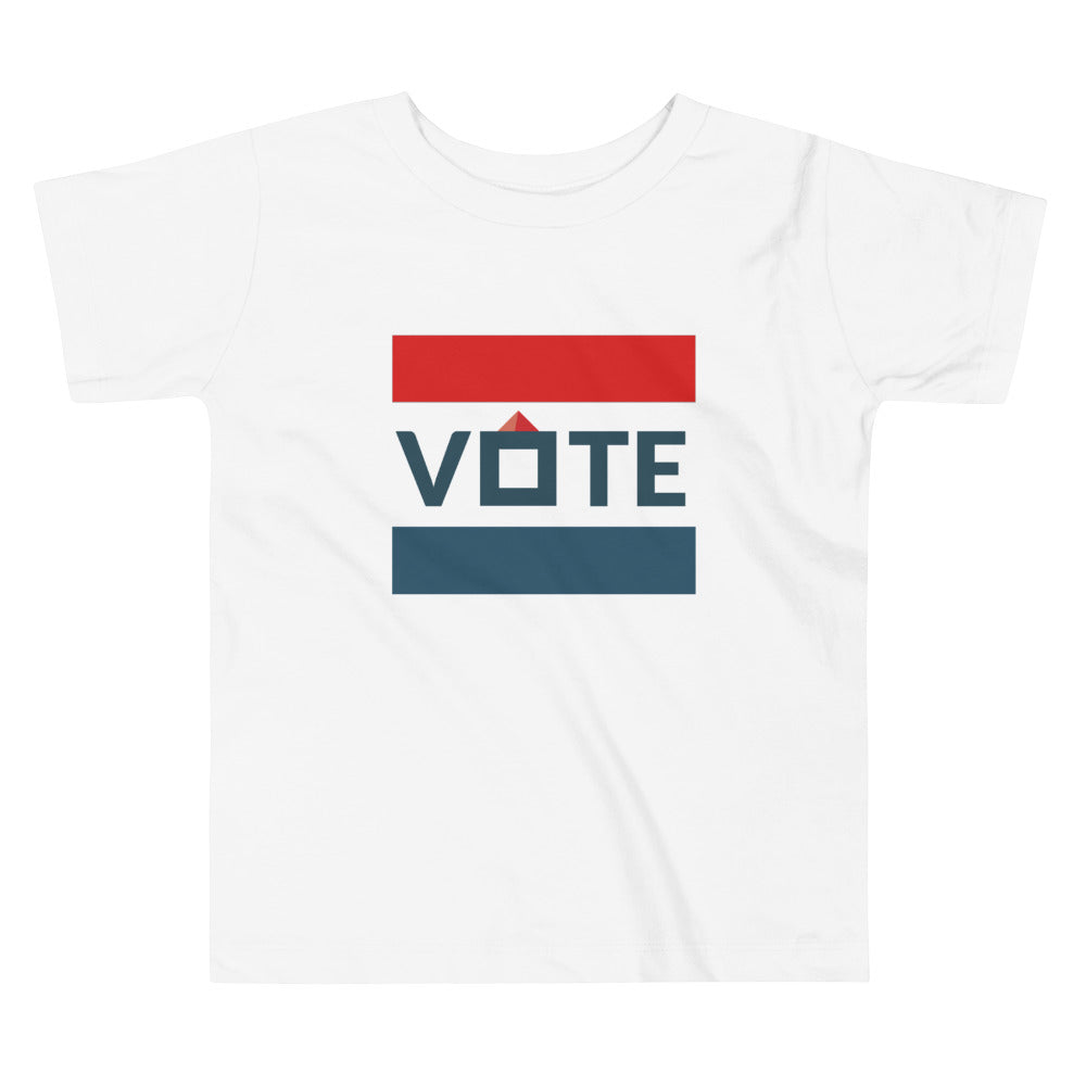 Vote Flag Toddler Tee