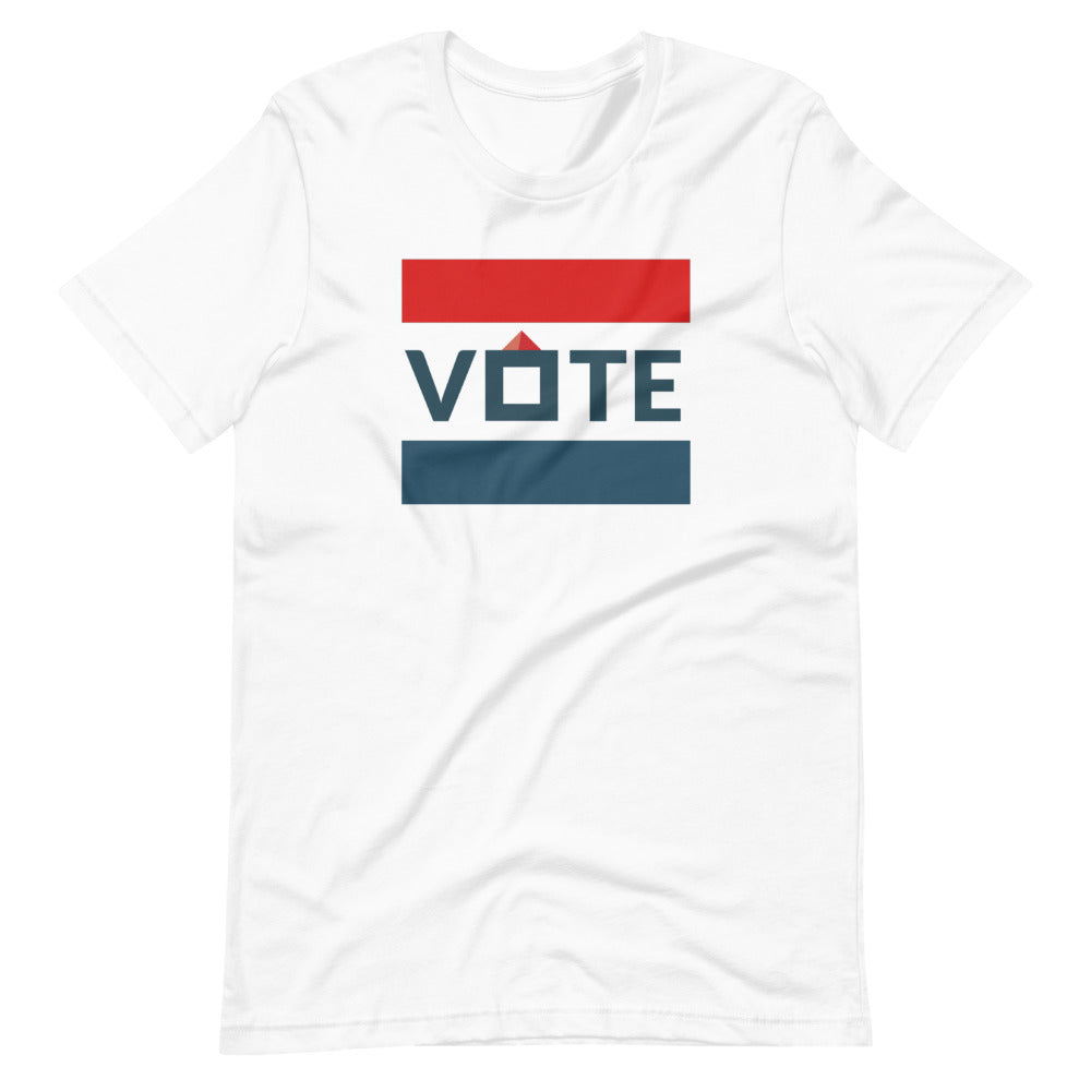 Vote Flag Unisex T-Shirt