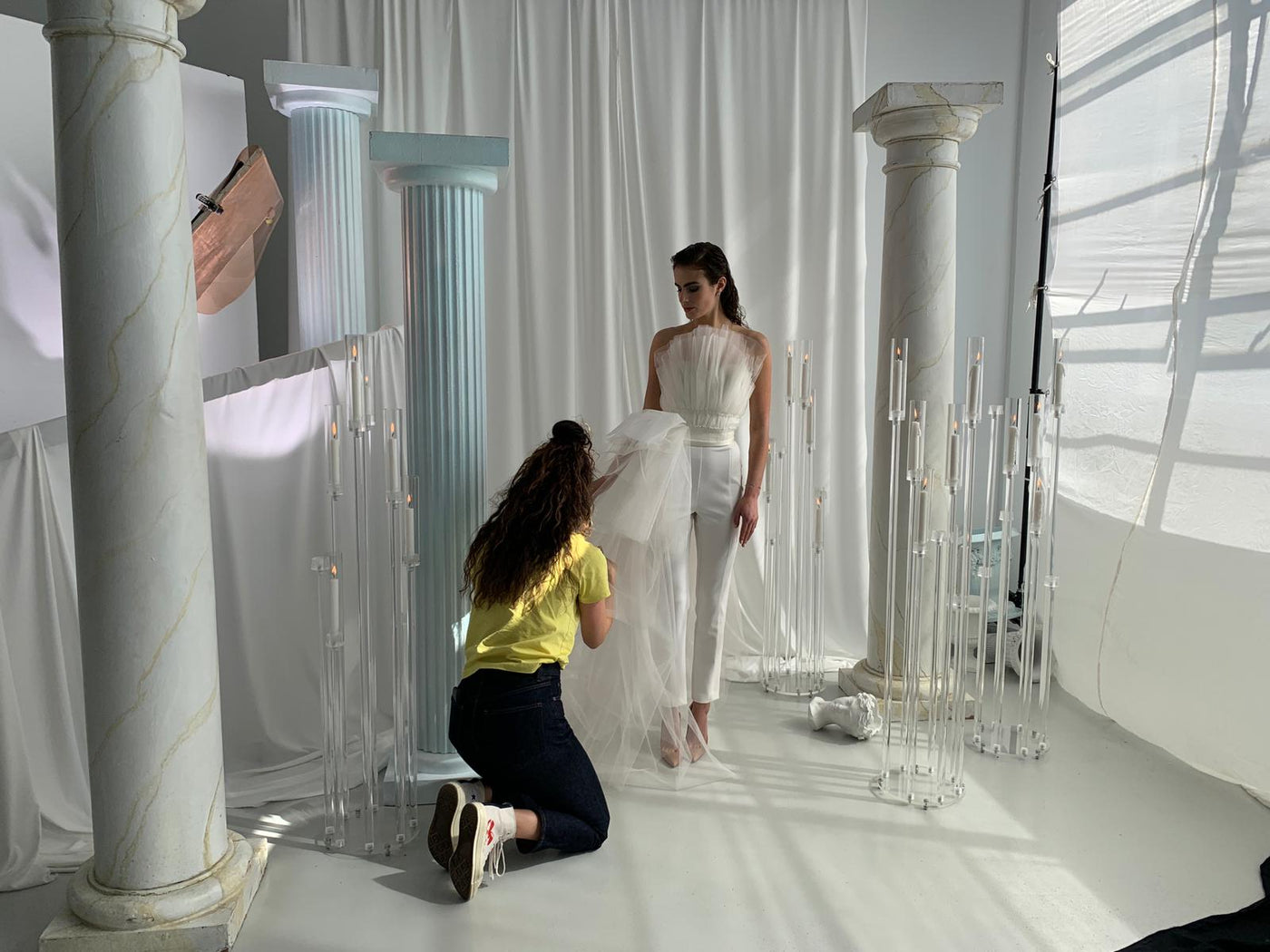 The Making of Artemis - Sant Elia Couture 2020