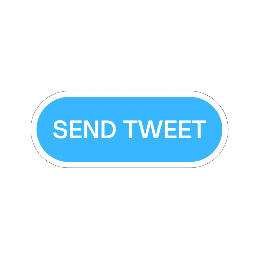 Send Tweet Sticker