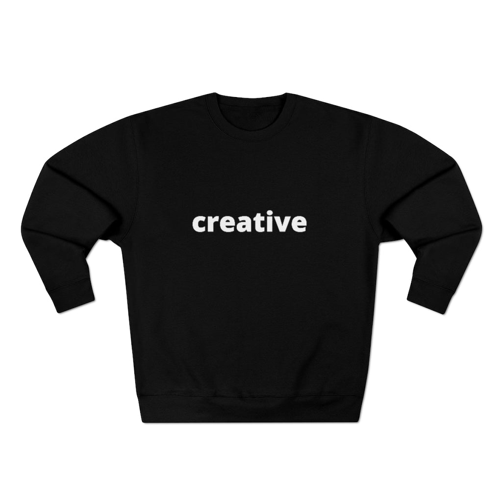 Creative Sweatshirt