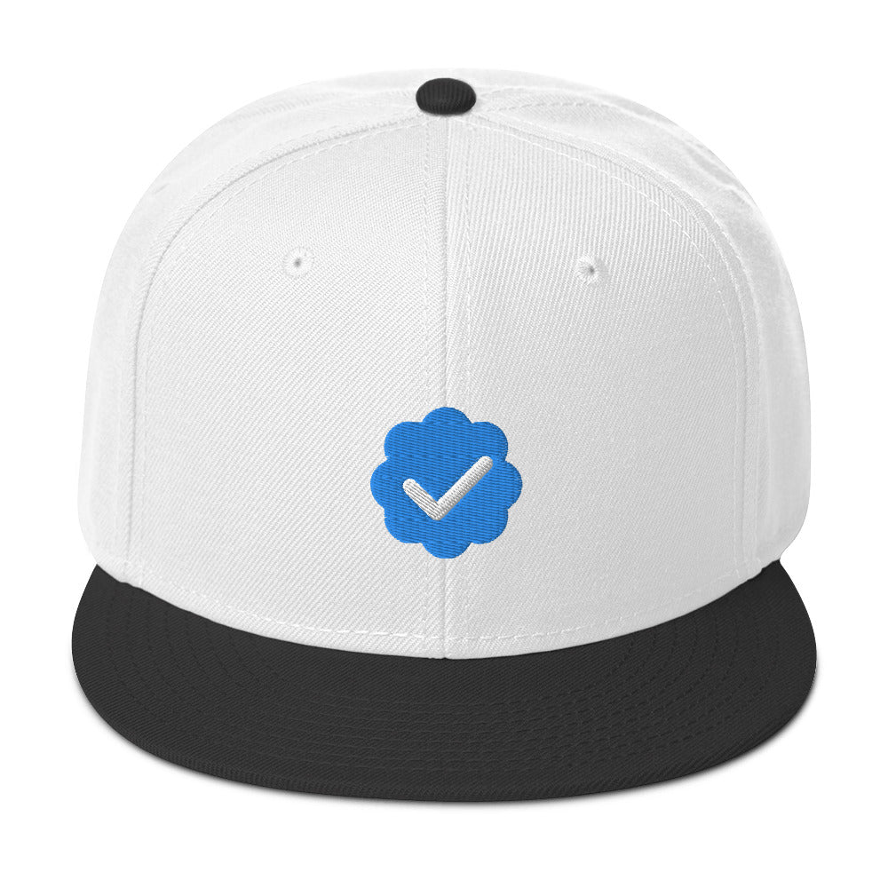 Verified Solid Snapback