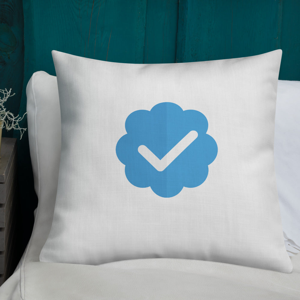 Verified Pillow (Light)