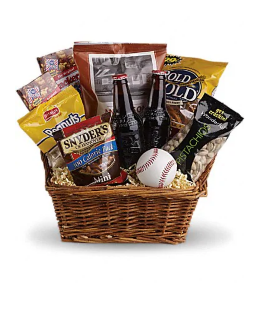 Take me Out to The Ballgame Basket!!