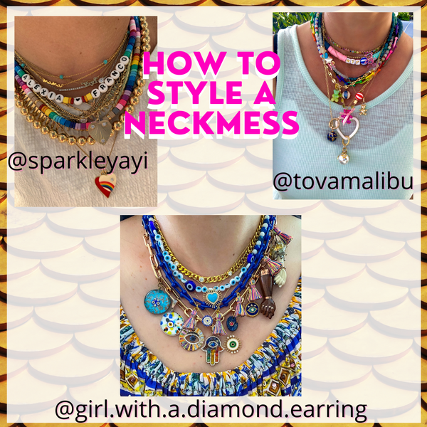 How to Style a Neckmess: Tips from 3 Layering Experts