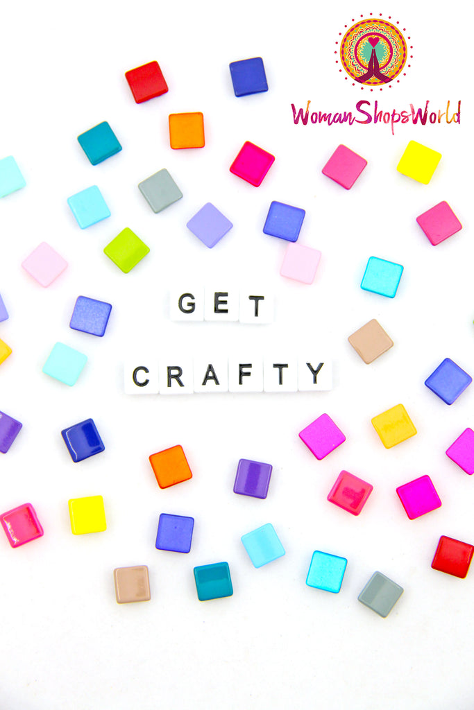 11 Ways to Celebrate National Craft Month