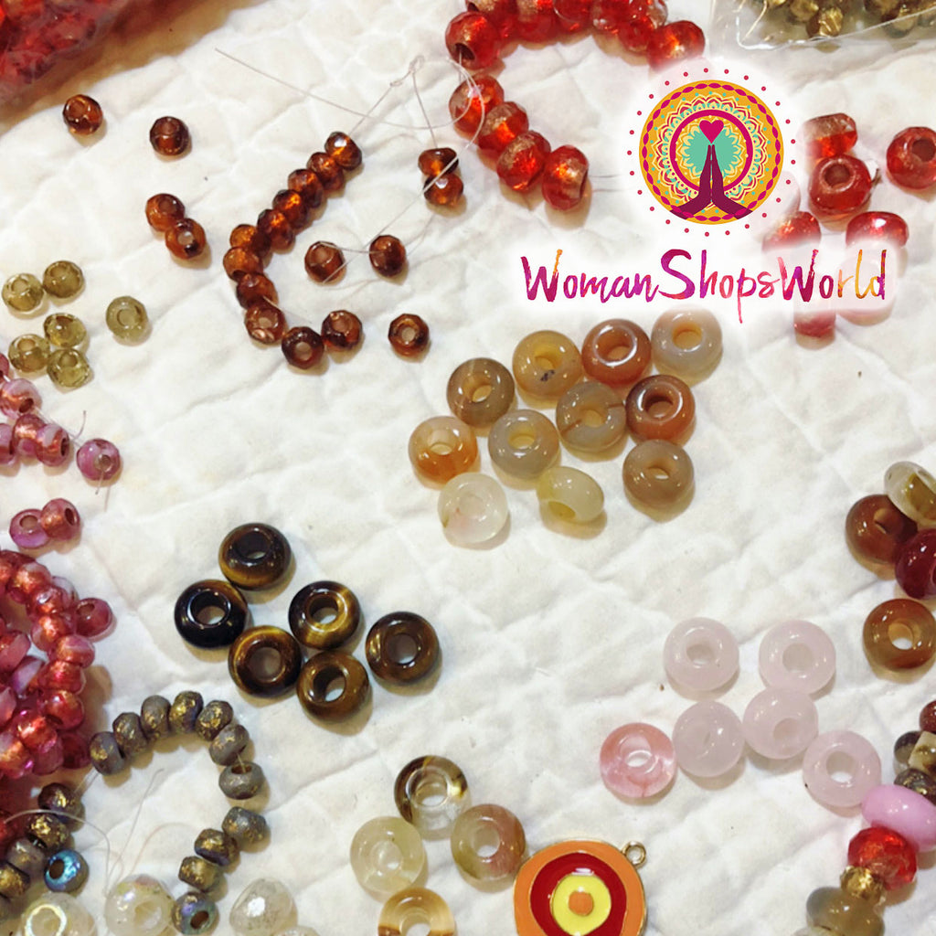 Finding my Zen Zone with Beads