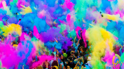 HOLI Festival: a Celebration of Color, image credit: https://theculturetrip.com/asia/india/articles/the-holi-menu-must-have-food-for-a-glorious-holi/