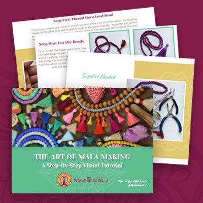 The Art of Mala Making Download from WomanShopsWorld