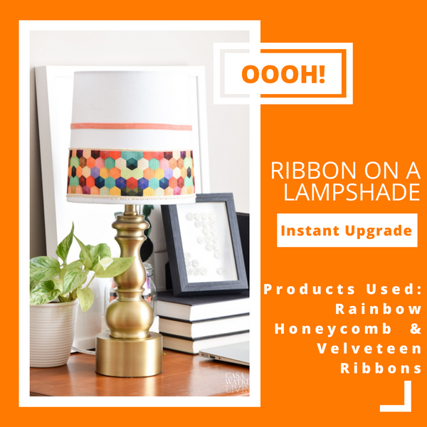 Ribbons on a Lampshade